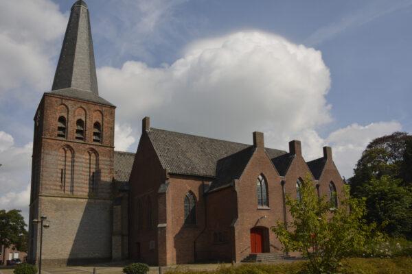 Kerkdiensten in Brummen